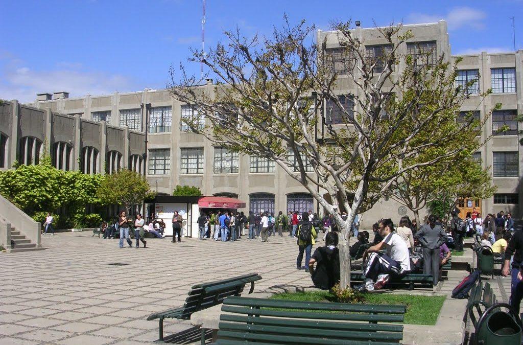 Proyecto universidad Federico Santa María Valparaíso