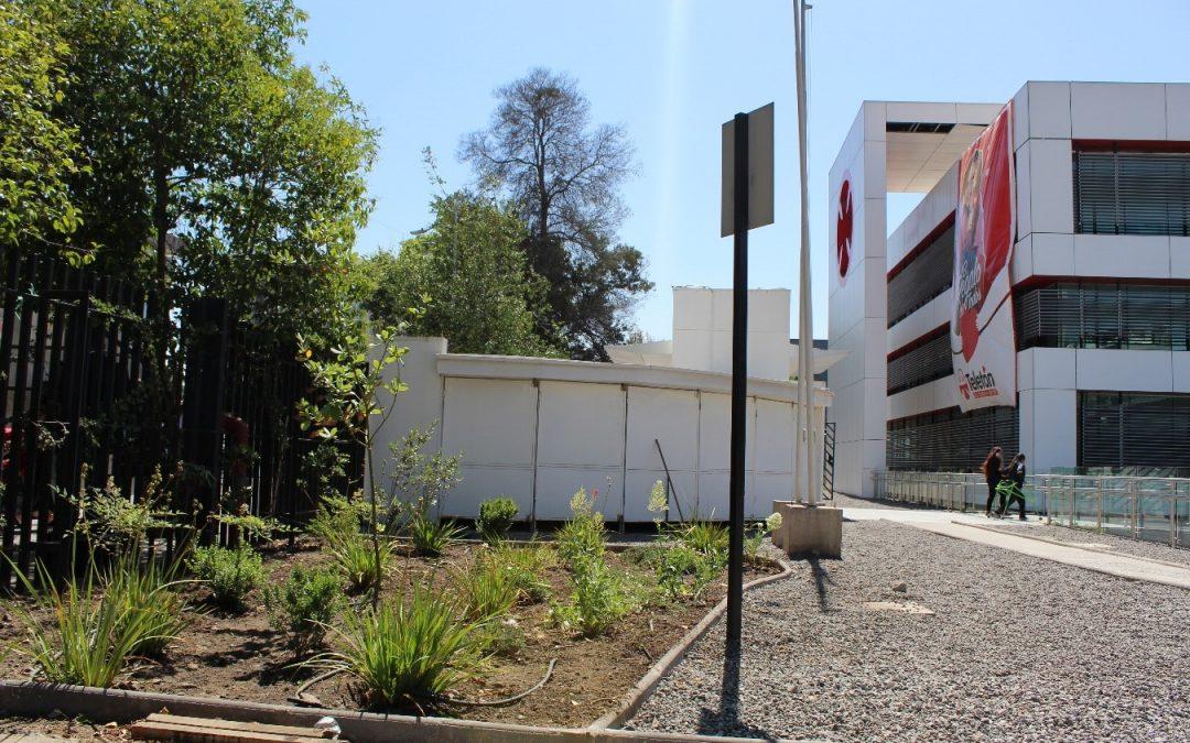 Proyecto Paisajístico en Instituto Teletón