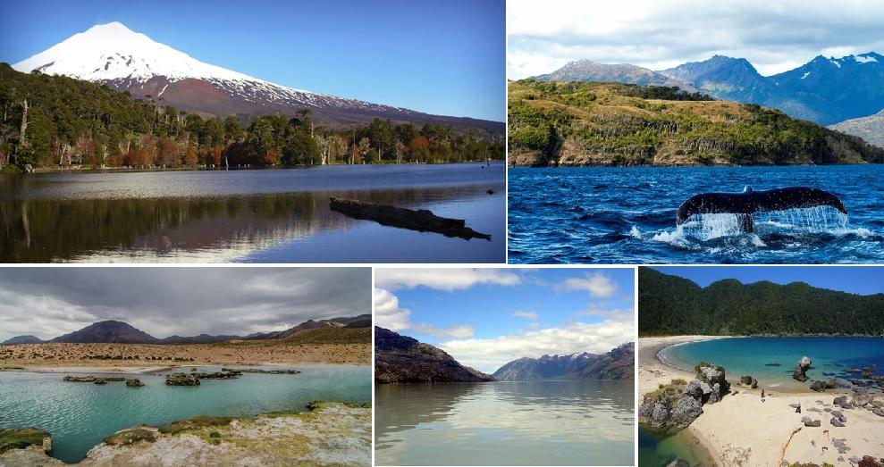 Áreas Protegidas en Chile