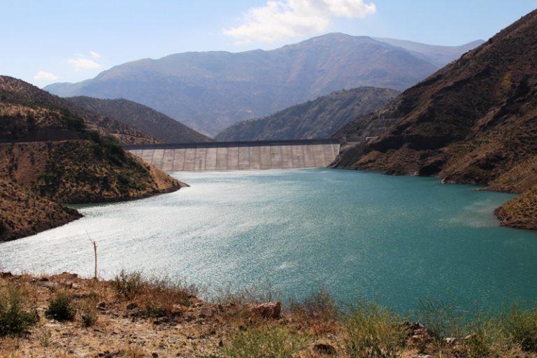 Situación Hidrológica de Chile