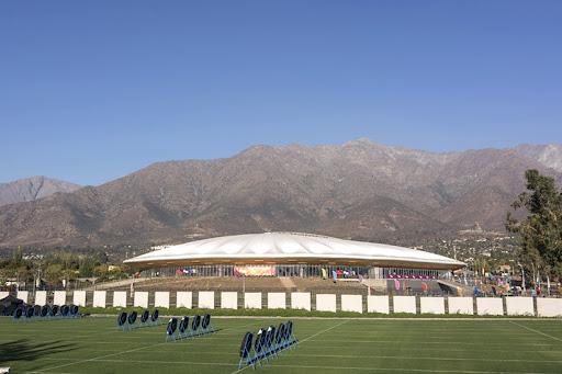Mantención áreas verdes. Instituto Nacional de Deportes (IND), Parque Peñalolén